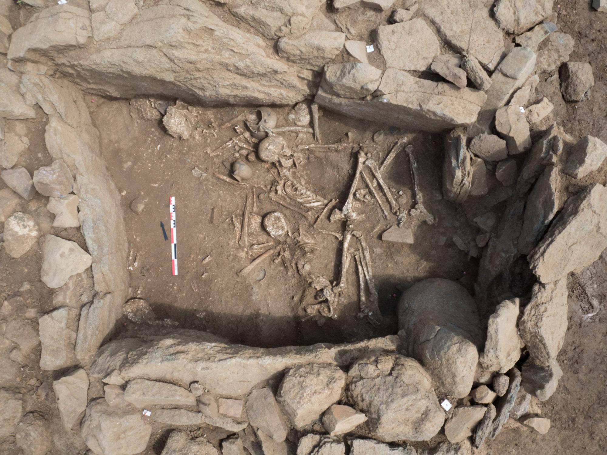 Carnet d'archéologie de la vallée du Lenkoran